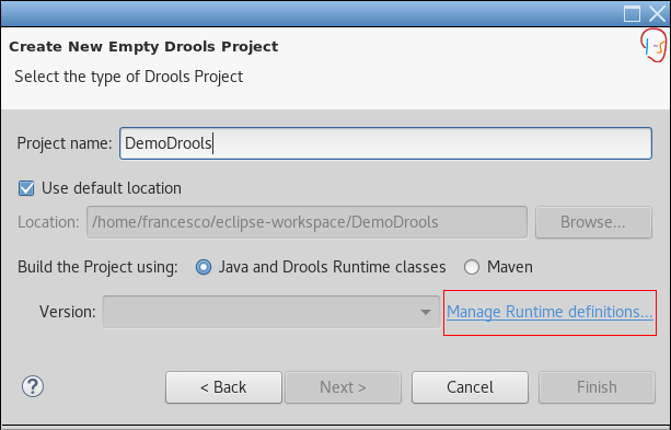 Drools Tutorial - Getting started with the Drools Engine
