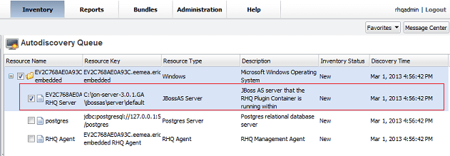 JBoss Operation Network (JON) installation tutorial