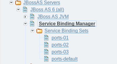 jboss port configuration