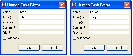 jbpm 5 tutorial human tasks jbpm5