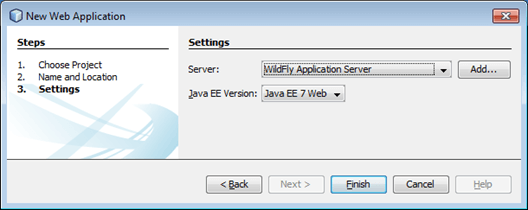 wildfly jboss mongodb java enterprise