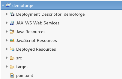 JBoss Forge 3 tutorial
