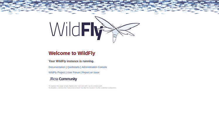 wildfly hello world jboss hello world