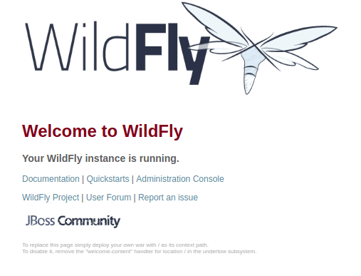 This tutorial will cover WildFly installation on Windows